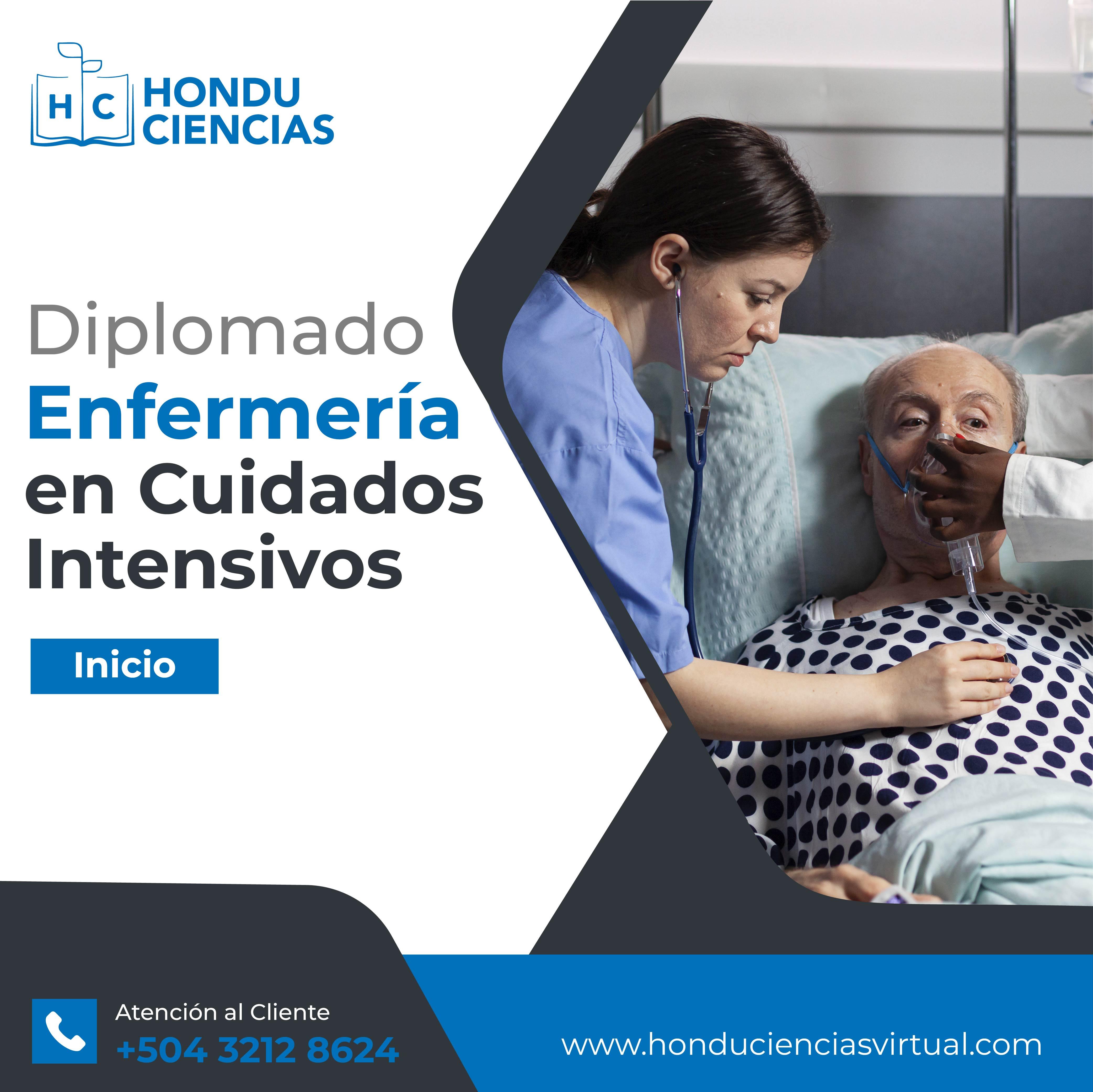 Enfermería en Cuidados Intensivos